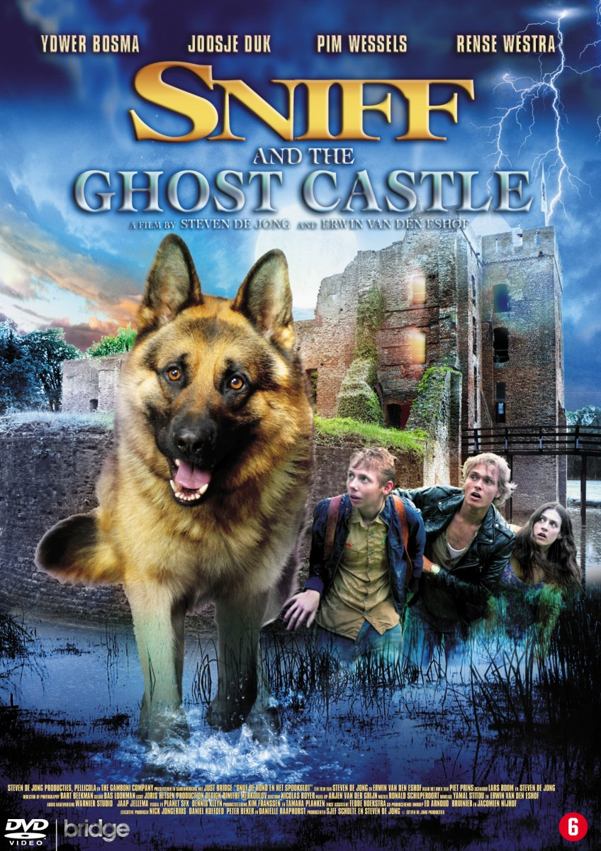 2880 SNIFF AND THE GHOST CASTLE