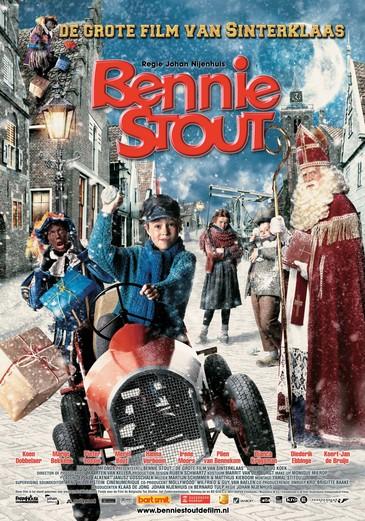 Final poster Bennie zwart CB poster