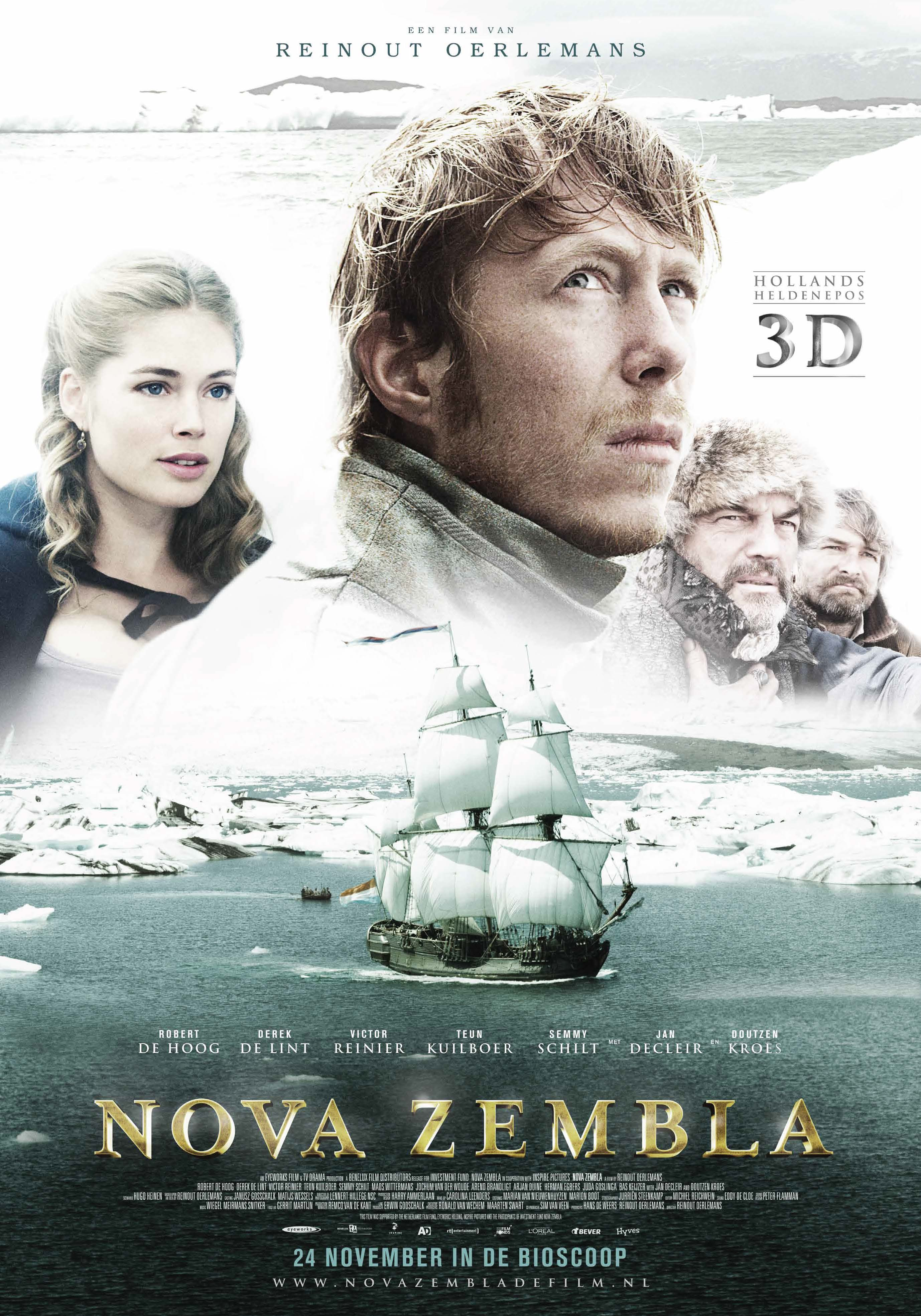 NovaZembla Poster 701001