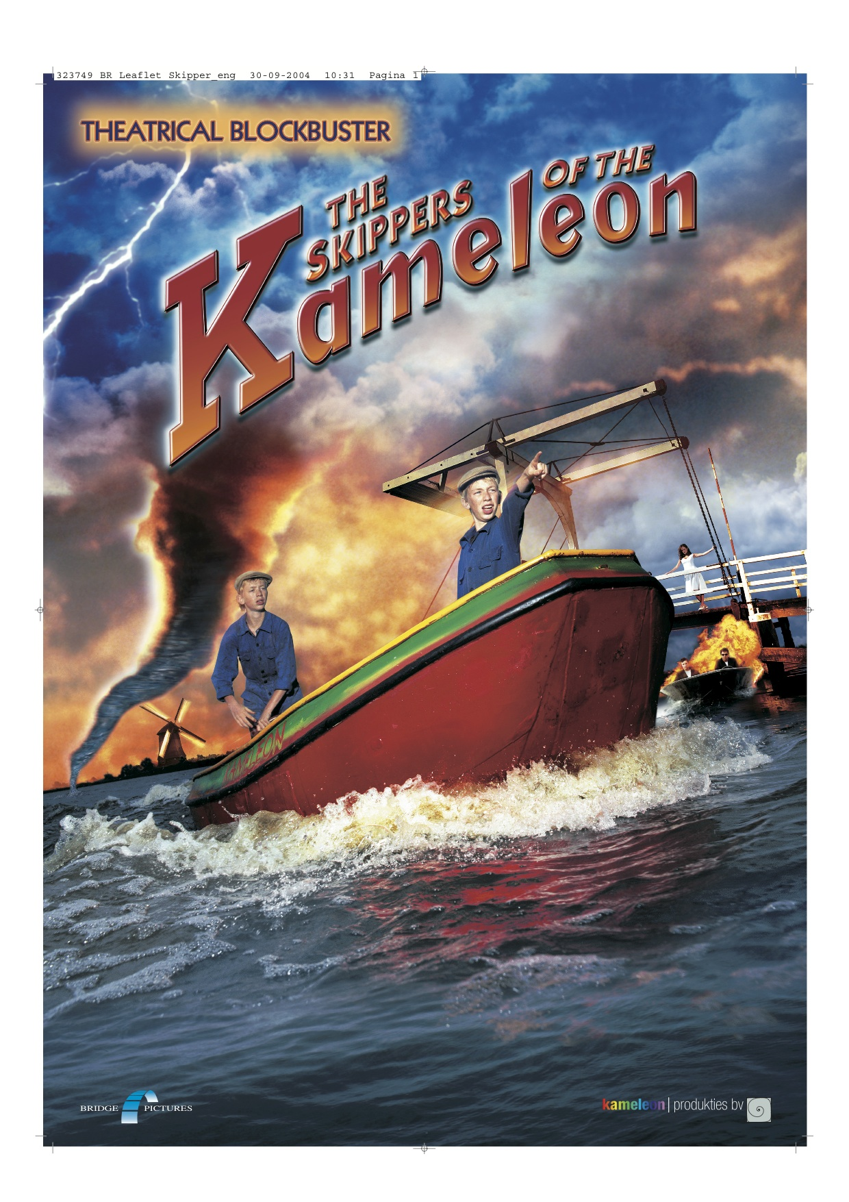 Skippers of the Kameleon
