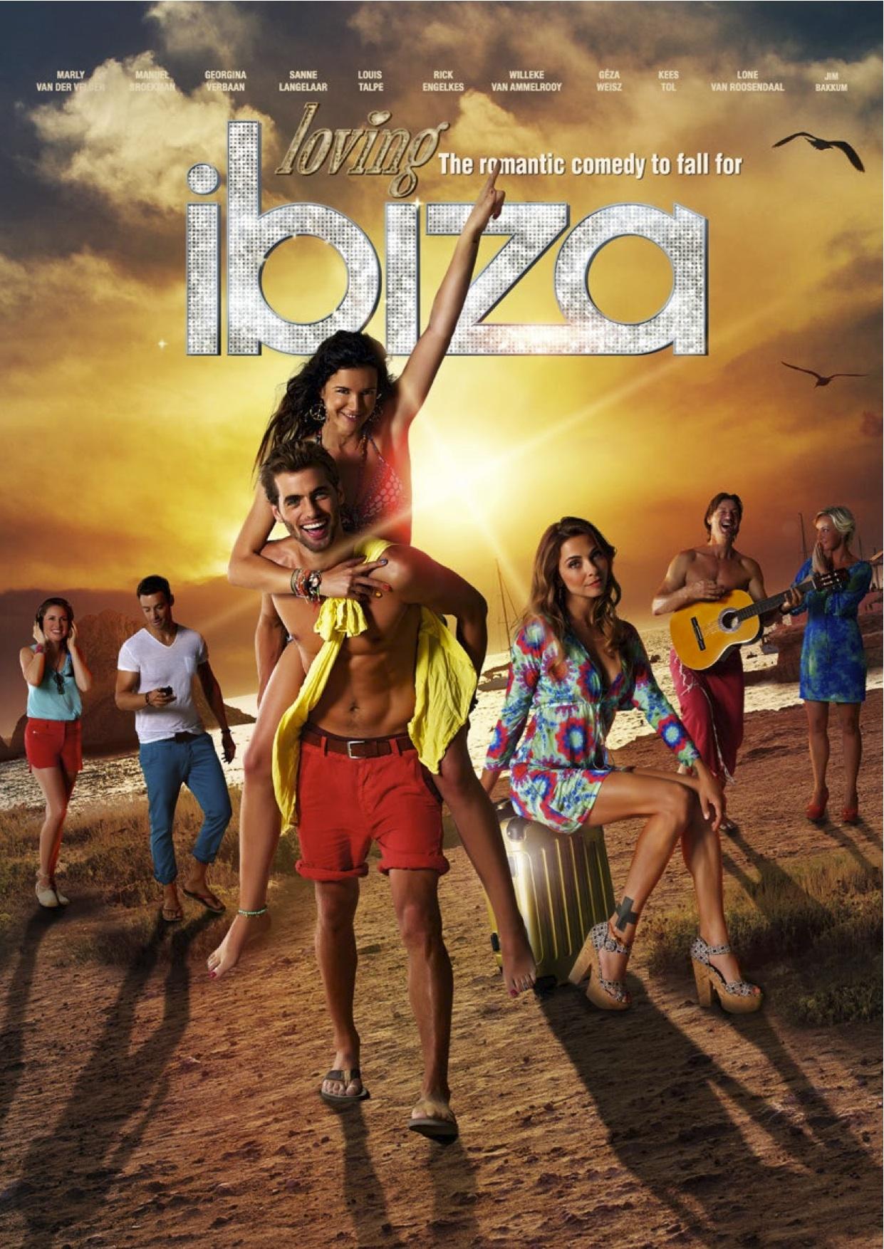 A4 Flyer Ibiza serrie