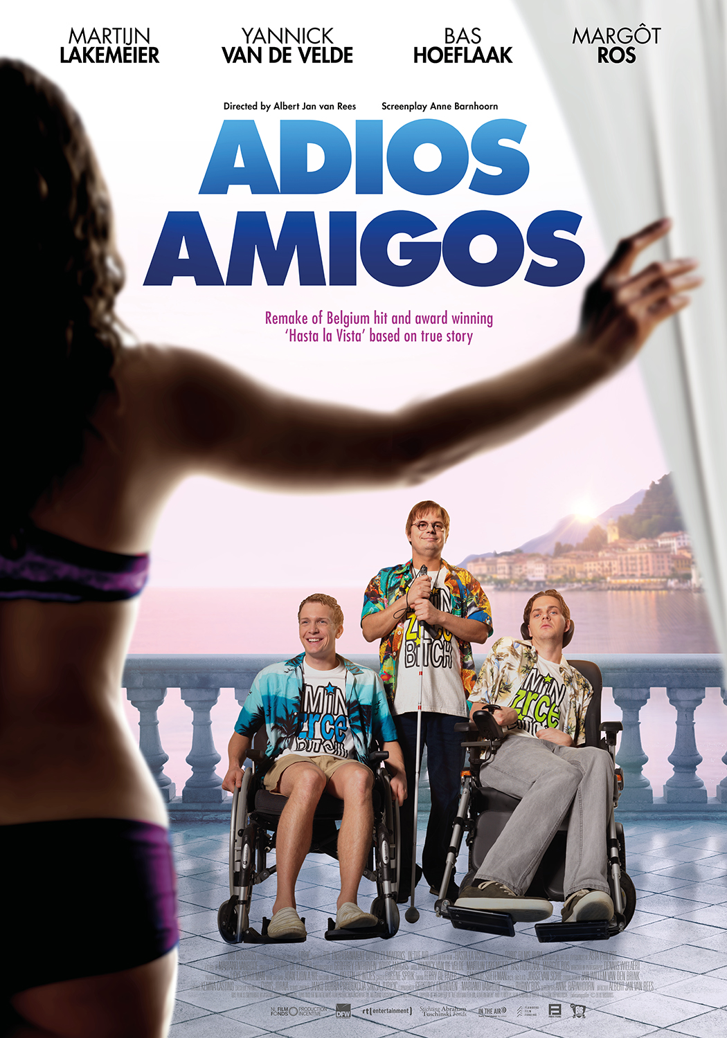 Plan A Road Trip >> Adios Amigos - Incredible Film