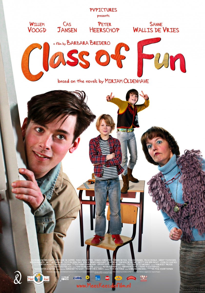 Class of Fun filmposter hires
