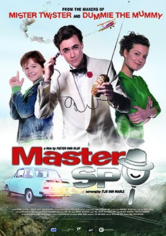 MasterSpy Poster int high
