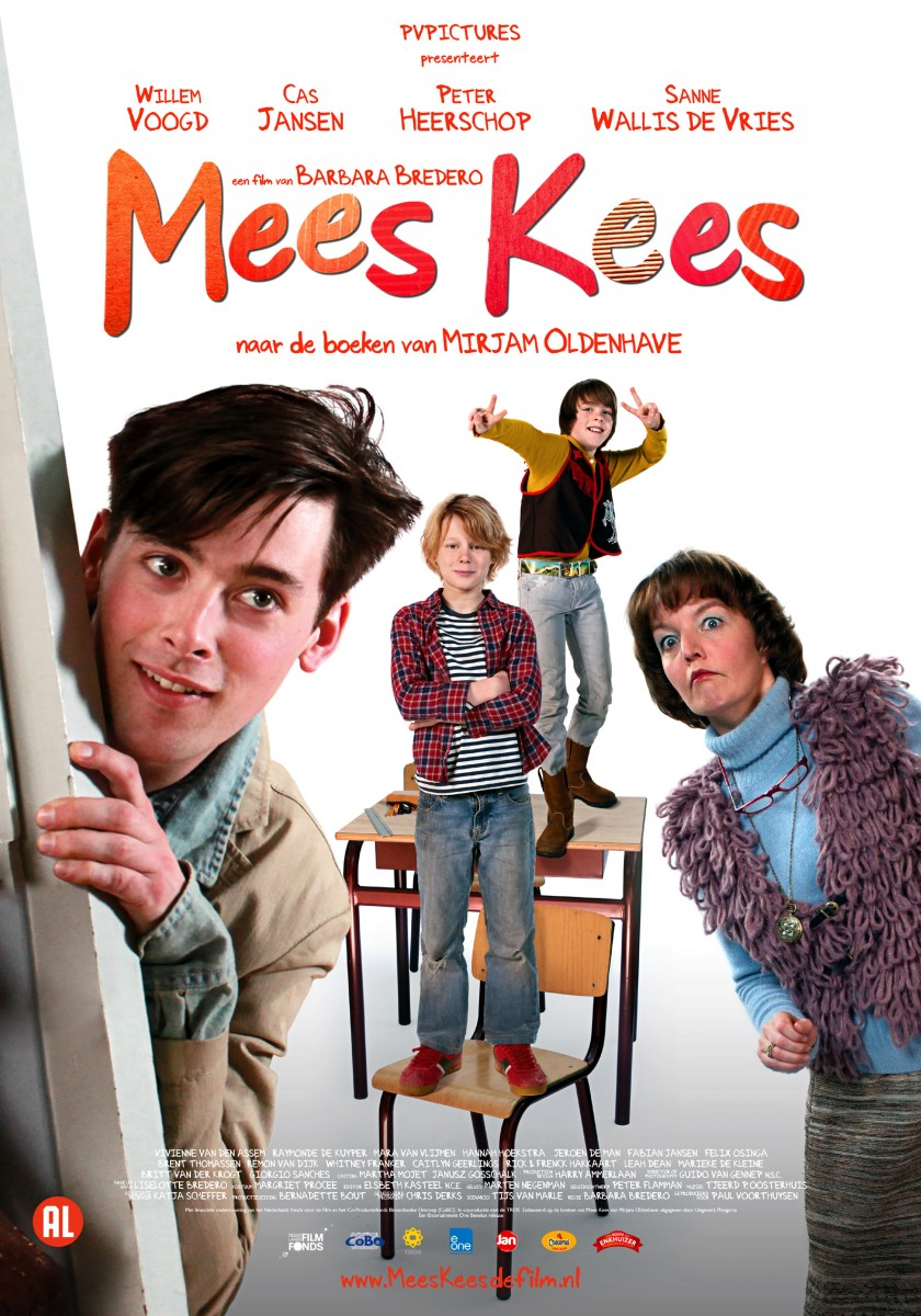 Mees Kees filmposter hires