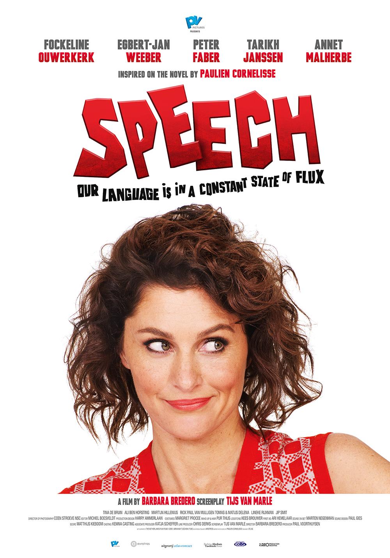 Speech artwork low