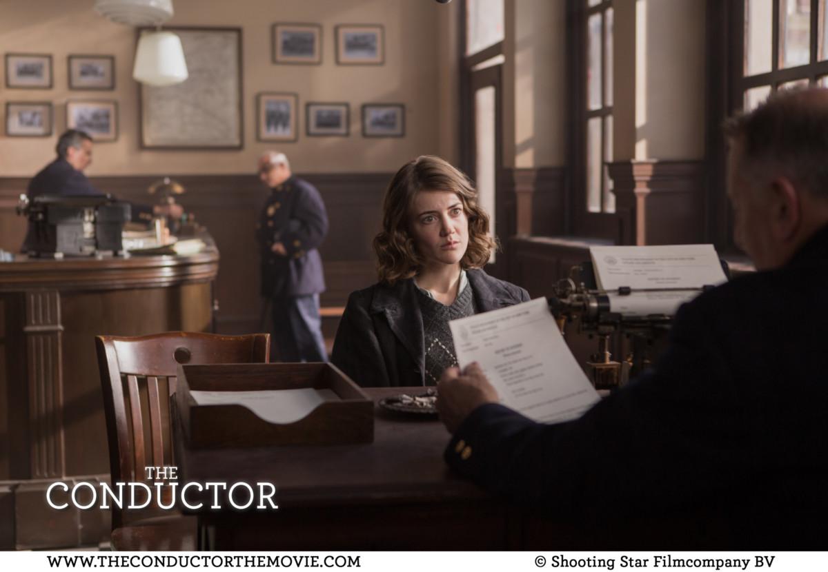 Still The Conductor 34