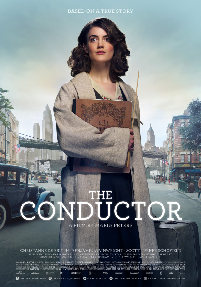 THE CONDUCTOR POSTER A