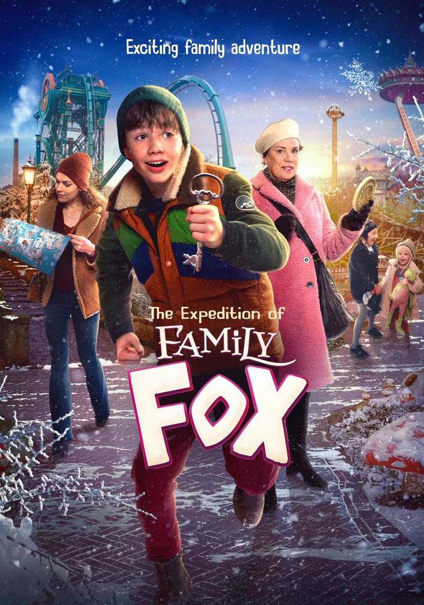 Poster Fox internatinaal kl