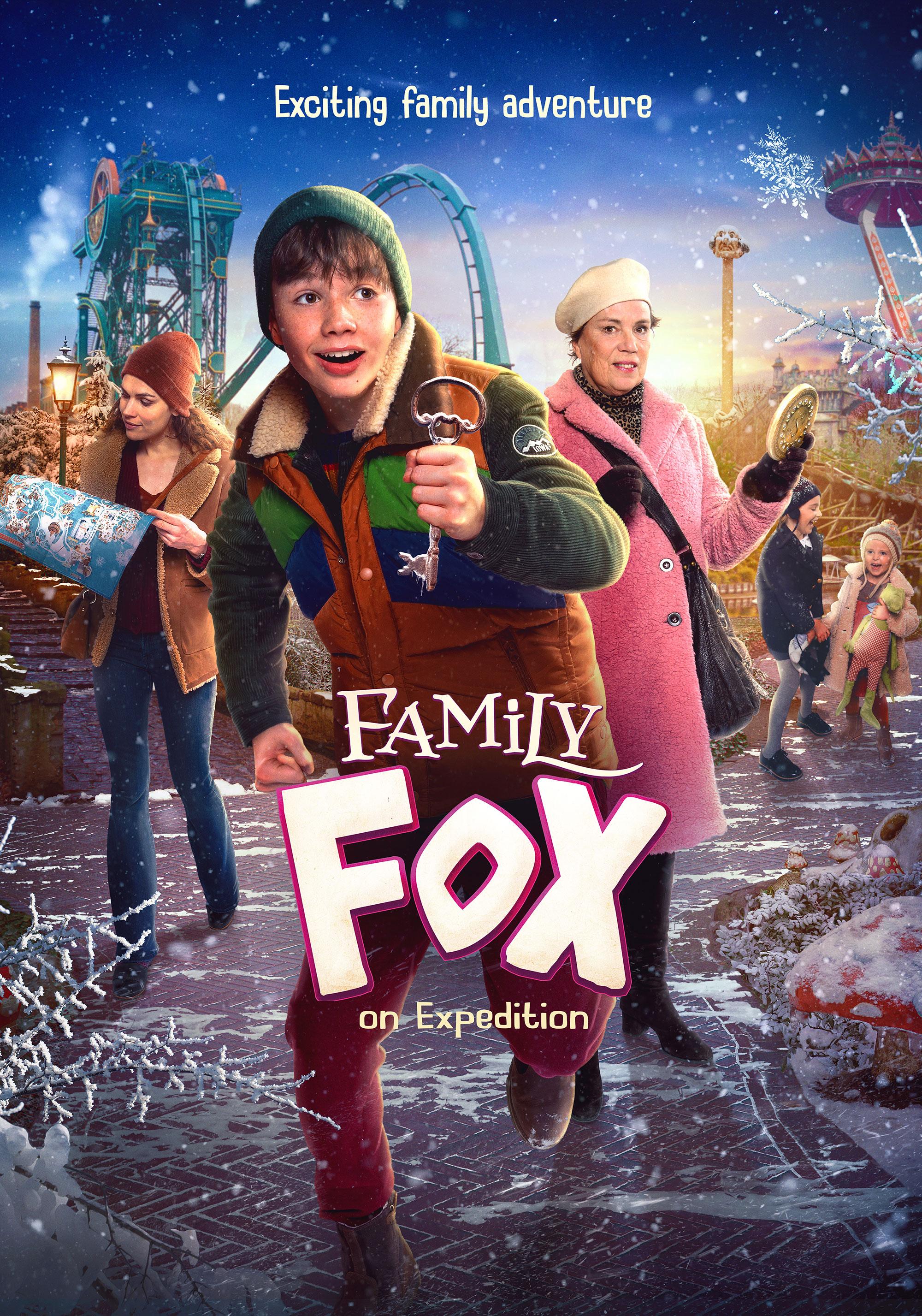 Poster Fox internatinaal kl1